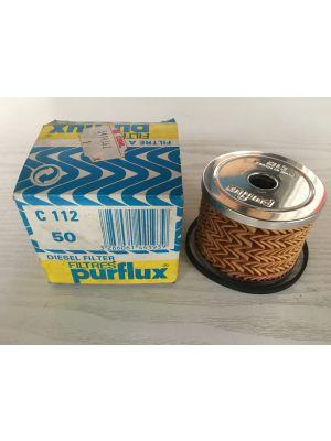 Citroen C35 brandstoffilter filterelement 5414362
