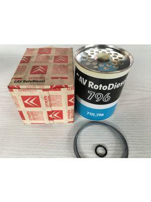 Citroen BX / CX Diesel brandstoffilter 95583693