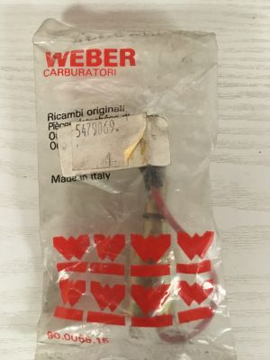 Citroen GS Elektroventiel WEBER NIEUW 5479069