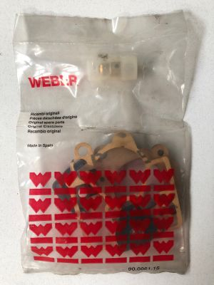 Citroen WEBER pakkingset NIEUW EN ORIGINEEL WEBER 9000615
