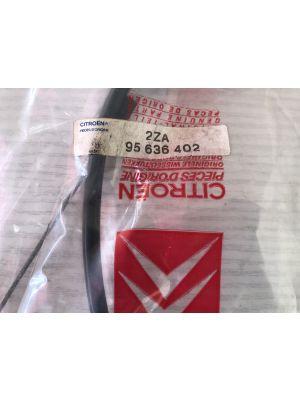 Citroen AX gaskabel NIEUW EN ORIGINEEL 2ZA 95636402