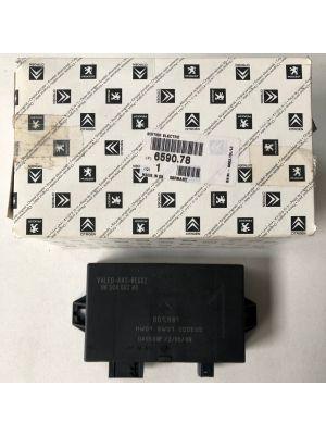 Citroen C8 Fiat Ulysse Peugeot 807 PDC module NIEUW EN ORIGINEEL 6590.78
