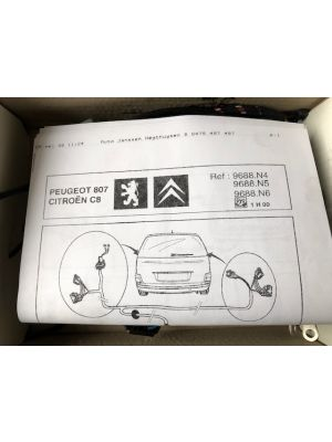 Citroen C8 kabelset autospecifiek 9688.N5