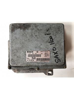 Citroen SAXO 1.1 ECU BOSCH 0261204788 / 9631528780