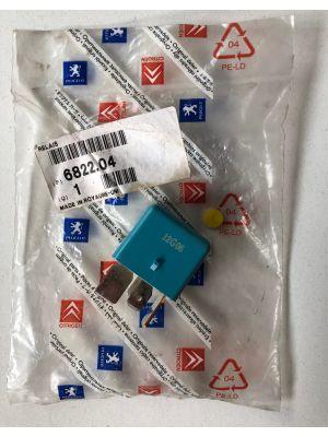 Citroen C1 relais verwarming,knipperlicht NIEUW EN ORIGINEEL 6822.04