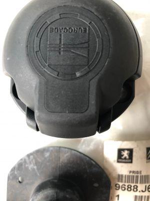Citroen Tous-Types stekker anhanger 13-Multicon NIEUW EN ORIGINEEL 9688.J6