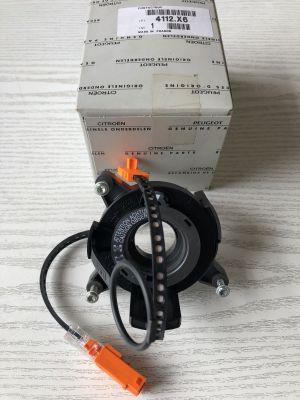 Citroen XM (Y4) contact airbag stuurkolom NIEUW/ORIGINEEL 4112.X6