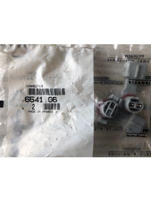 Citroen connector NIEUW EN ORIGINEEL 6541.G6