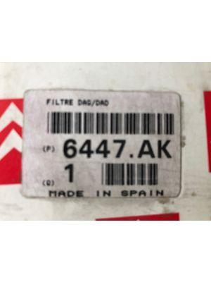 Citroen interieurfilter NIEUW EN ORIGINEEL 6447.AK