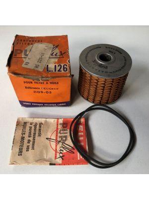Citroen HY oliefilter PURFLUX L.126
