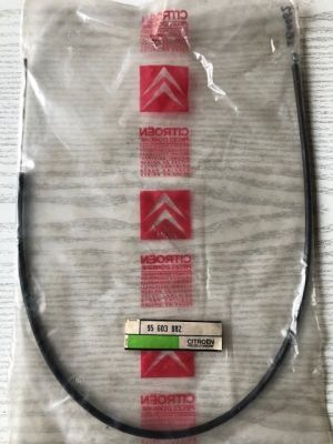 Citroen C15 kabel bediening verwarming NIEUW EN ORIGINEEL 95603882