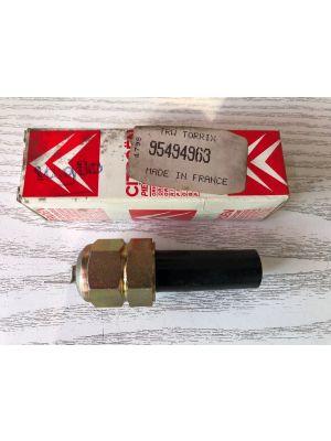 Citroen BX oliedruk sensor NIEUW EN ORIGINEEL 95494963