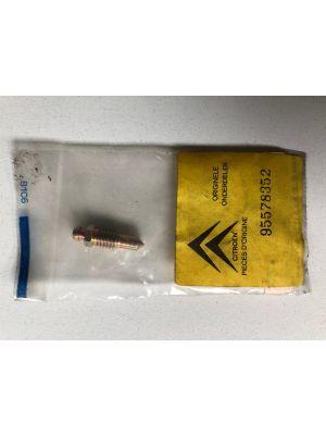 Citroen CX ontluchtnippel NIEUW EN ORIGINEEL 95578352