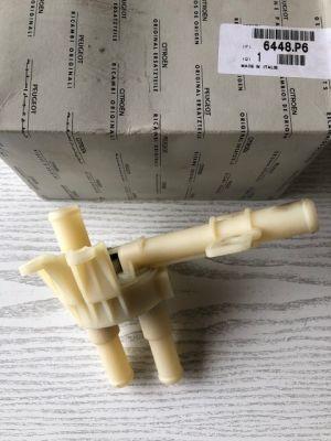 Citroen Jumper koelvloeistofklep NIEUW EN ORIGINEEL 6448.P6