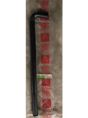Citroen BX Diesel radiatorslang NIEUW EN ORIGINEEL 93502277