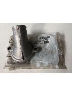 Citroen BX koelwaterflens NIEUW EN ORIGINEEL 1337.76