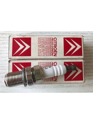 Citroen BX,XANTIA,XM bougies EYQUEM (2X) NIEUW EN ORIGINEEL 96049027