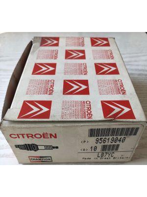 Citroen bougies CHAMPION (10X) NIEUW EN ORIGINEEL 95619040