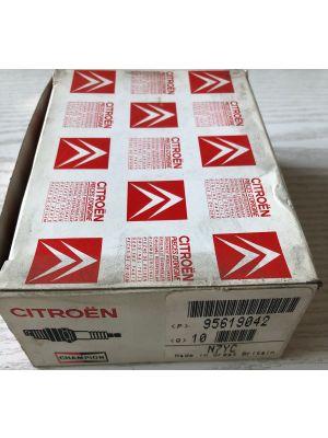 Citroen GS bougies CHAMPION (10X) NIEUW EN ORIGINEEL 95619042