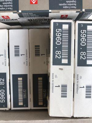 Citroen 3.0 V6 bougies BOSCH (27X) NIEUW EN ORIGINEEL 5960.82