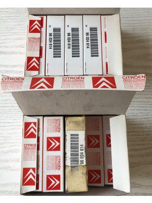 Citroen BERLINGO,BX,C15,XANTIA bougies CHAMPION (18X) NIEUW EN ORIGINEEL 96024614