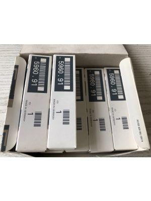 Citroen C4 2.0 16V bougies BOSCH (8X) NIEUW EN ORIGINEEL 5960.91