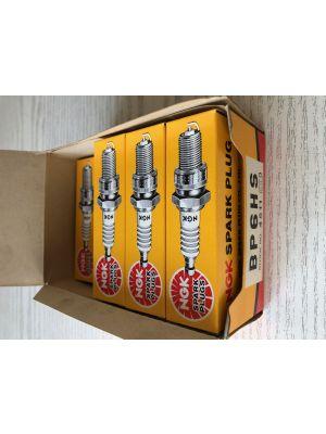 Citroen bougies NGK (8X) NIEUW EN ORIGINEEL BP6HS