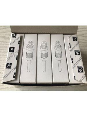Citroen gloeibougies BERU (10X) NIEUW EN ORIGINEEL 5960.F6