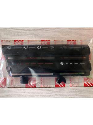 Citroen XANTIA bedieningspaneel kachel NIEUW / ORIGINEEL 95668118