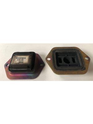Citroen BERLINGO achteraslager / rubber Nieuw en origineel 5466550