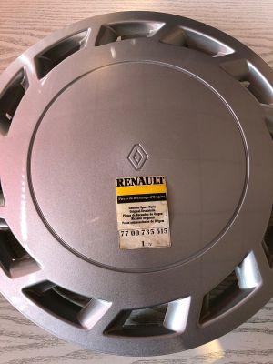 Renault wieldop AURORE NIEUW EN ORIGINEEL 7700735515