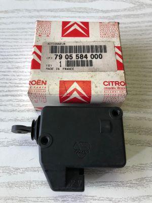 Citroen CX (7/82>) slotmotor kofferbak NIEUW EN ORIGINEEL 7905584000