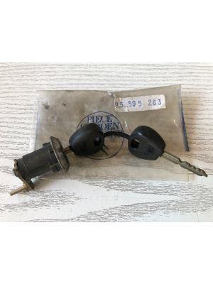Citroen VISA cilinderslot NIEUW EN ORIGINEEL 95595263