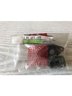 Citroen XM cilinderslot handschoenkast NIEUW EN ORIGINEEL 95653098