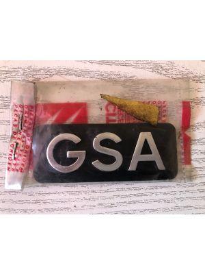 Citroen GSA embleem NIEUW EN ORIGINEEL 95573224