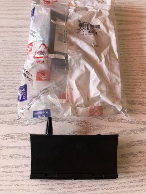 Citroen C3 slotbed kofferklep NIEUW EN ORIGINEEL 8726.P4