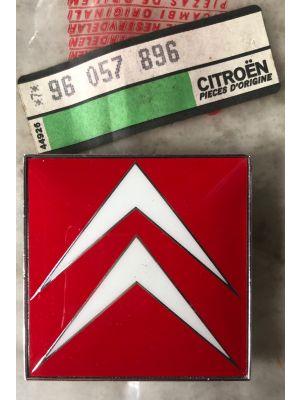 Citroen C15 embleem,logo,chevron NIEUW EN ORIGINEEL 96057896