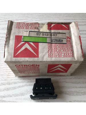 Citroen Peugeot ruitschakelaar NIEUW EN ORIGINEEL 97513687