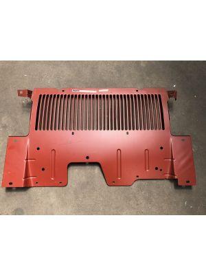 Citroen CX bumper dekplaat Nieuw en Origineel 7MA5433824