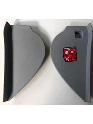 Citroen C3,C3 Pluriel zijpanelen dashboard NIEUW EN ORIGINEEL 8204.K8