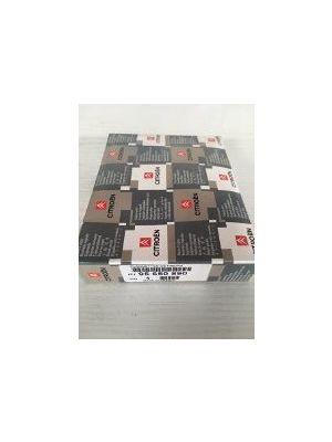 Citroen BX remblokset (achter) NIEUW EN ORIGINEEL 95650890