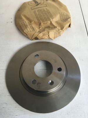 Citroen AX / SAXO Bremsscheiben (vorne) NEU UND ORIGINAL 95661810