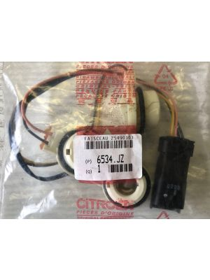 Citroen C5 kabelbundel achterlicht NIEUW EN ORIGINEEL 6543.JZ