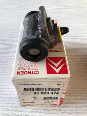 Citroen ZX remcylinder (llinks) NIEUW EN ORIGINEEL 95659474