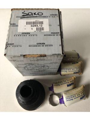 Citroen SAXO ashoes stofhoes NIEUW EN ORIGINEEL 3293.12
