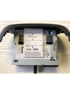 Citroen NEMO autoradio MP3 NIEUW EN ORIGINEEL 6579.K2