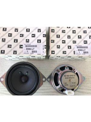 Citroen C1 luidsprekerset voor NIEUW EN ORIGINEEL 6562.L7