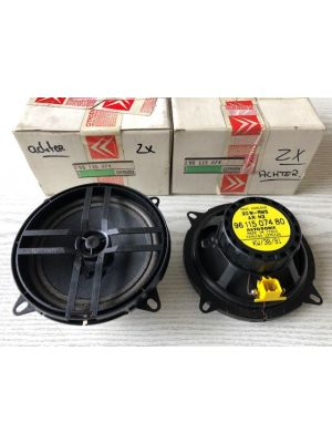 Citroen ZX speakerset (rear) NIEUW EN ORIGINEEL 96115074