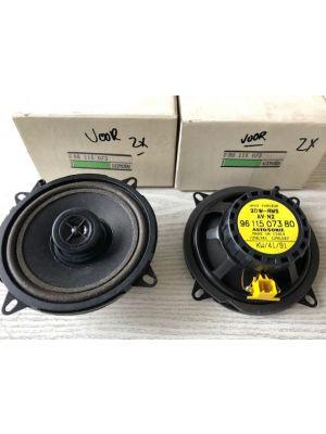 Citroen ZX speakerset (front) NIEUW EN ORIGINEEL 96115073