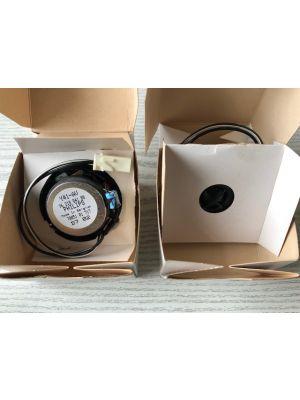 Citroen XM (Y4) speakerset dashboard NIEUW EN ORIGINEEL 6562.69